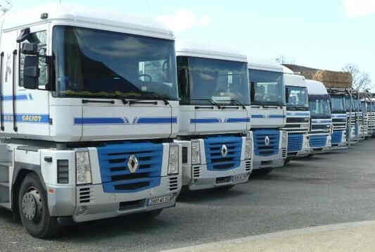 camion en ligne